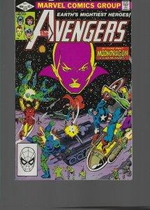 Avengers #219