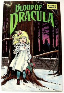BLOOD OF DRACULA #18, VF+, Vampire, Bernie Wrightson, 1987 1990, more  in store