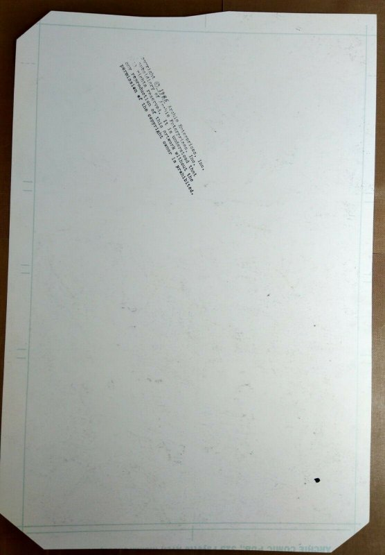 Original art: Stan Goldberg - Archie At Riverdale High #104 pg 9