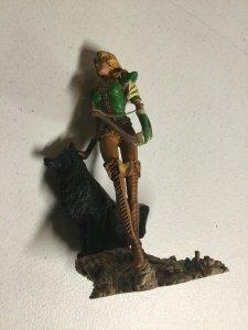 Sojourn Arwyn And Kreeg Statue Without Box 0119/1500 Crossgen Comics