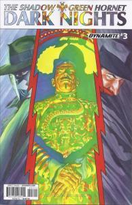 Shadow/Green Hornet: Dark Nights, The (Vol. 1) #3A VF/NM; Dynamite | save on shi