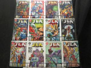 JLA (1997) 1-25  Grant Morrison