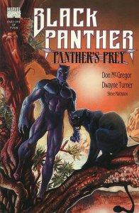 Black Panther Panther's Prey #1 (1991, Marvel) High Grade
