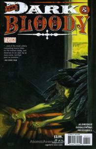Dark And Bloody, The #4 VF/NM; DC/Vertigo | save on shipping - details inside