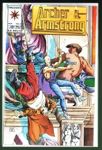 Archer & Armstrong #4 (1992)
