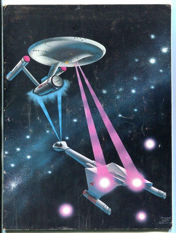Rocket's Blast & Comic Collector #105 1974-original fanzine-Dollins cover-VG