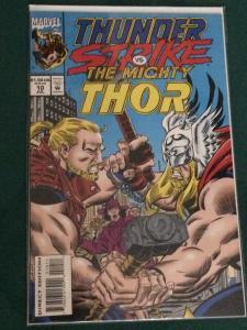 Thunderstrike #10 vs The Mighty Thor