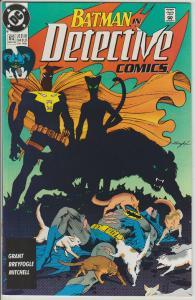 BATMAN in DETECTIVE COMICS #612 - DC COMICS - BAGGED & BOARDED