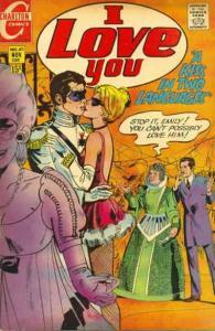I Love You (Charlton) #82 VG; Charlton | low grade comic - save on shipping - de