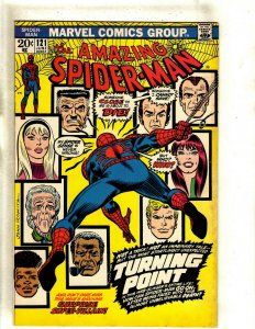Amazing Spider-Man # 121 VF- Marvel Comic Book Lizard Mary Jane Kingpin RS1