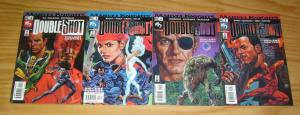 Marvel Knights: Double-Shot #1-4 VF/NM complete series - daredevil - punisher