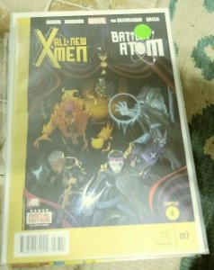ALL-NEW X-MEN #17 2012 MARVEL  BATTLE OF THE ATOM PT 6 YOUNG VS OLD XMEN MAGIK