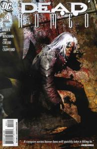 Dead Romeo #3 VF/NM; DC | save on shipping - details inside