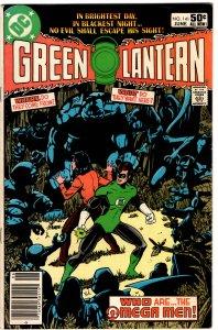 Green Lantern #141 (1960 v2) Marv Wolfman George Pérez 1st Omega Men NM-