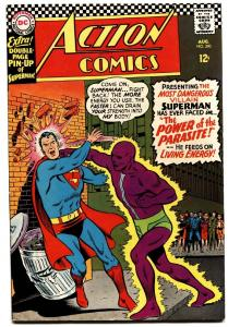 ACTION COMICS #340 1966-Superman. First appearance of PARASITE