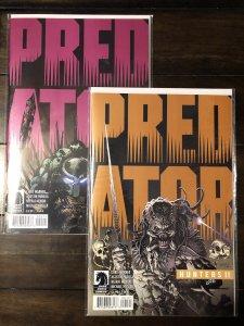 Predator:Hunters II #1&2