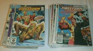 Firestorm V2 (1982, Fury of) #19-54, Annual #2-4 100% complete comics lot of 41