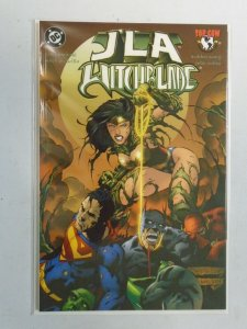 JLA Witchblade #1 NM (2001)