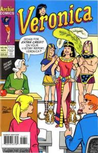 Veronica #48 VG; Archie | low grade comic - save on shipping - details inside