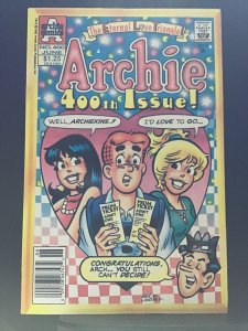 Archie #400 (1992)