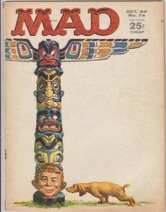 Mad #74