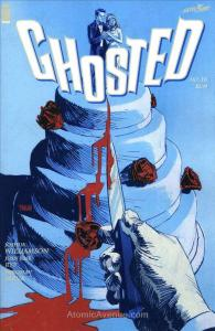 Ghosted #16 VF/NM; Image | save on shipping - details inside