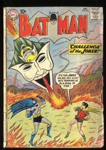 Batman #136 GD 2.0 Joker Cover!