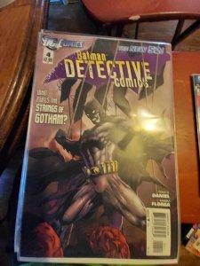 Detective Comics #4 (2012)