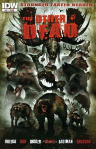 Other Dead #6 VF/NM; IDW | save on shipping - details inside