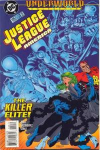 Justice League (1987 series) #105, VF+ (Stock photo)