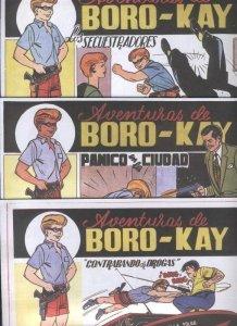 Facsimil: Boro Kay, coleccion