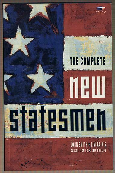 NEW STATESMAN  COMPLETE,AMERICA 2047 230+pages