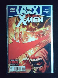 The Uncanny X-Men #19 (2012)