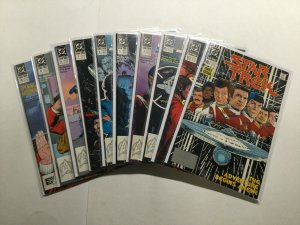 Star Trek 1-80 Lot Run Set Near Mint Nm Dc Comics