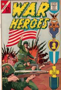 War Heroes #10 (Oct-64) VF+ High-Grade Marines
