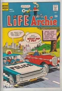 Life with Archie #116 (Dec-71) NM- High-Grade Archie, Jughead, Betty, Veronic...