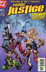 Young Justice #44 VF/NM; DC | save on shipping - details inside