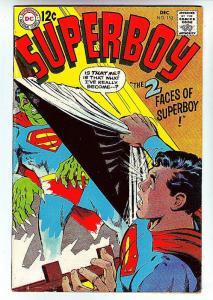 Superboy #152 (Dec-68) VF High-Grade Superboy
