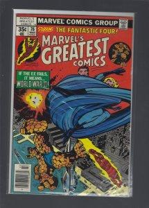 Marvels Greatest Comics # 76