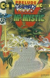 Ms. Mystic Deathwatch 2000 #1, NM (Stock photo)
