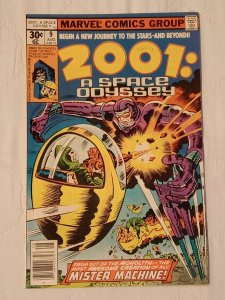 2001, A Space Odyssey #9 (1977) EA2