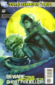 Great Ten, The #6 VF/NM; DC | save on shipping - details inside