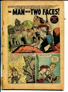 Mystery Tales #38 1956-Atlas-horror tales-coverless reading copy-P