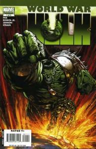 World War Hulk #1, NM + (Stock photo)