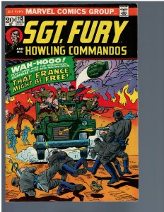 Sgt. Fury #113 (Marvel, 1973)