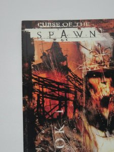 Curse of the Spawn Sacrifice of the Soul TBP Book 1 1999 Image Comics FN/VF