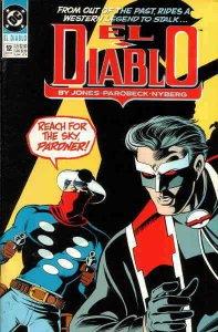 Diablo, El #12 VF/NM; DC | save on shipping - details inside