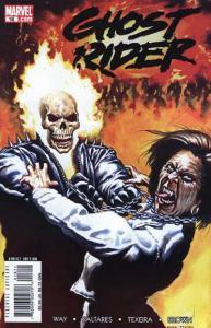 Ghost Rider (2006 series) #16, NM + (Stock photo)