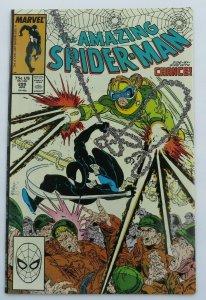 Amazing Spider-Man #299 VF+ Key Issue Venom Cameo Todd McFarlane 1987