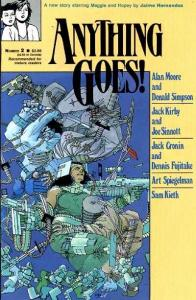 Anything Goes #2, VF (Stock photo)
